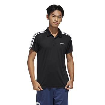 adidas Designed 2 Move 3-Stripes Polo Erkek Tişört