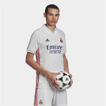 adidas Real Madrid 20/21 Home Jersey Erkek Forma