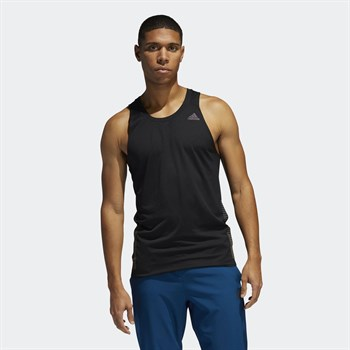 adidas Rise UP N Run Singlet Erkek Atlet