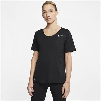 Nike City Sleek Running Top Kadın Tişört