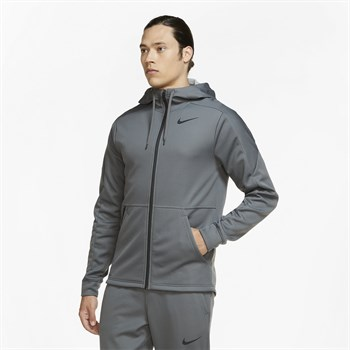 Nike Therma Full-Zip Training Hoodie Erkek Sweatshirt