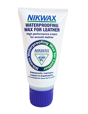 Nikwax Waterproofing Wax For Leather Cream Derilere Su Geçirmez Bakım Kremi