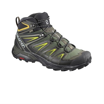 Salomon X Ultra 3 MID GTX Erkek Outdoor Bot