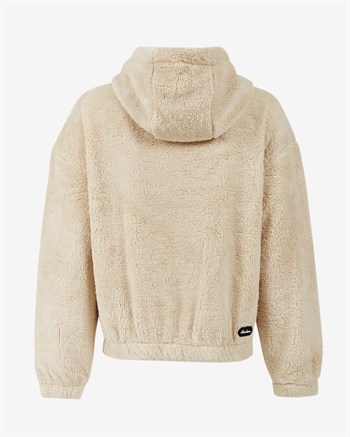 Skechers Sherpa HRZ Pocket Detail Kadın Sweatshirt