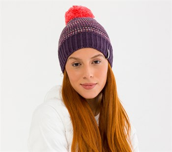 Skechers W Late Add Beanie-2 Bere