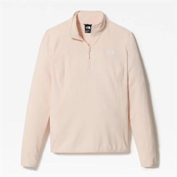 The North Face 100 Glacier Fleece Kadın Sweatshirt