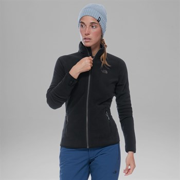 The North Face W 100 Glacier Full Zip Kadın Sweatshirt